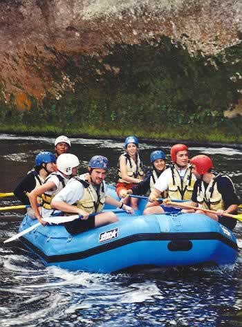 Descenso En Rio Pescados Rafting En El Rio Pescados Rapidos De Veracruz Rapidos De Jalcomulco Ecoturismo Descenso En Rapidos