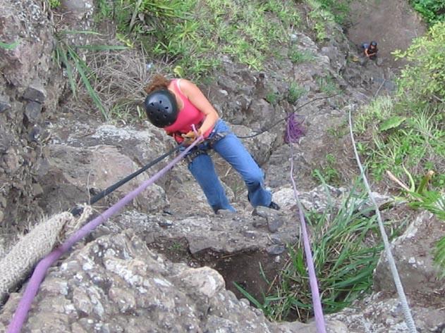 Rappel De 78 Metros En El Río Pescados Jalcomulco Veracruz