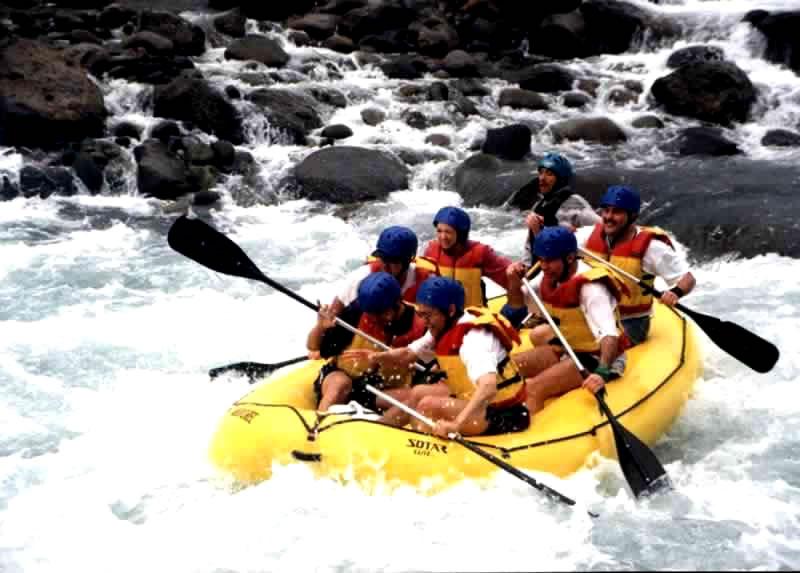 Rafting En El Rio Filobobos Descenso En Rio Rapidos Tirolesa Ecoturismo Fogata Caminata Rapidos de Filobobos Rio Bobos Cuajilote
